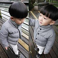 Демисезонная куртка на мальчика, р. 110