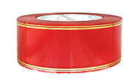 Лента флористическая красная (5см х 50ярдов)