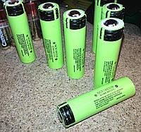Аккумулятор 18650 Panasonic 2900mAh, 10A NCR Li-ion