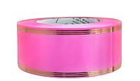 Лента флористическая розовая (5см х 50ярдов)