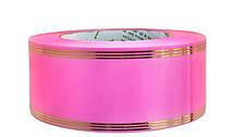 Флористична стрічка рожева (5см х 50ярдов)