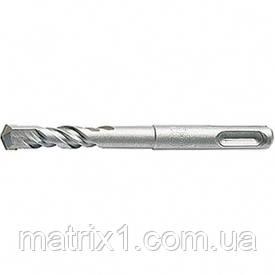 Бур по бетону, 4 x 110 мм, SDS PLUS// MTX