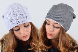 Двухстороние шапки оптом
