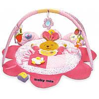 Развивающий игровой коврик Alexis Baby Mix Кролик pinc