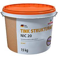 Tink  - декоративный отделочный материал с силиконовой добавкой для внутренних и наружных
