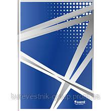 """Книга записная Axent """"Office"""", А4, картонная обложка, 96 л (8422-402-A)"""