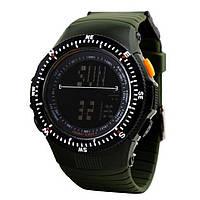 Часы Skmei 0989 Green BOX