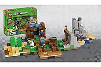 Детский конструктор Minecraft 18030 строение (664 детали) KK