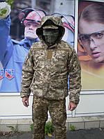 Куртка ВСУ уставная 2017 всесезонная (ММ-14) комплект (куртка-парка(с мембраной)+куртка-утеплитель)