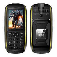 """Защищенный мобильный телефон VKWorld Stone V3 MAX 2"""" Гарантия"""