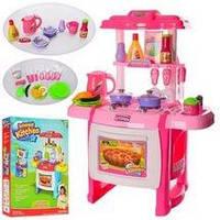 Детская кухня WD-A22-B22 со звуком и светом KK