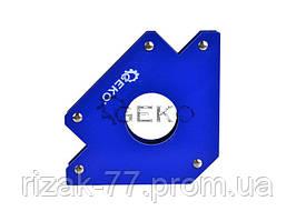 Уголок магнитный GEKO для сварочных работ 34.5 кг.