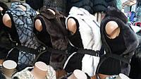 Женский жилет мех