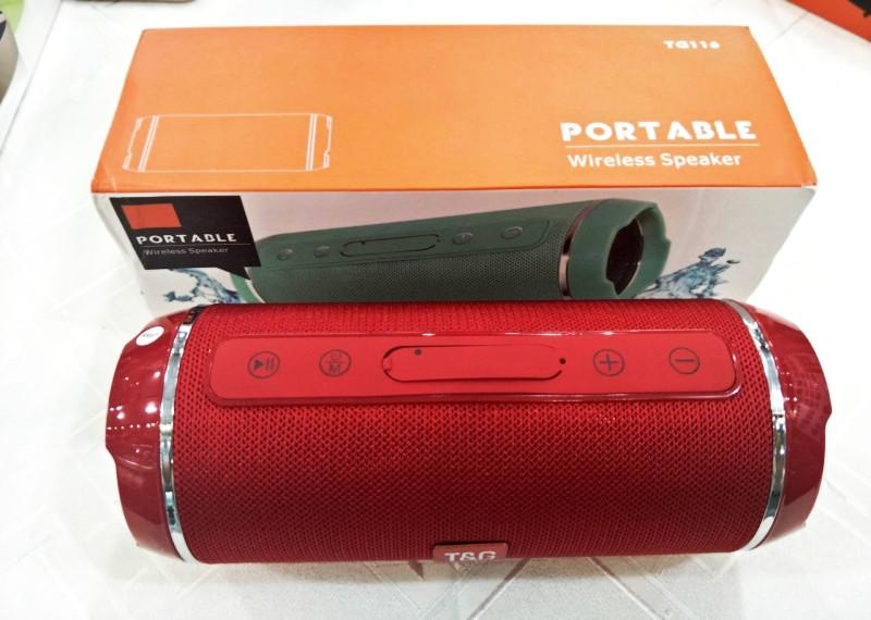 Портативная Bluetooth колонка Portable JBL TG116 стерео мобильная колонка QualitiReplica