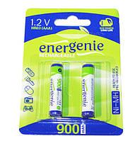 Перезаряжаемая батарейка (аккумулятор) AAA, 900 mAh, Energenie, 2 шт, 1.2V, Blister (EG-HR03-2BL/2)