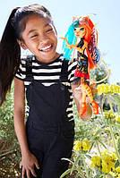 Кукла Монстер Хай Торалей Страйп Садовые Монстры Monster High Toralei Stripe Garden Ghouls Wings doll