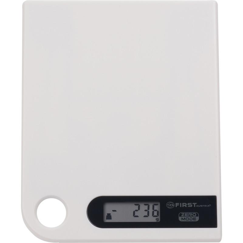 Весы кухонные First FA-6401-1-WI, электронные весы для кухни, електрон