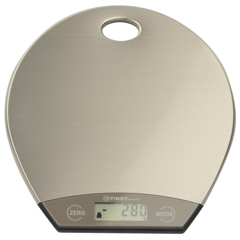 Весы кухонные First FA-6403-1, электронные весы для кухни, електронні