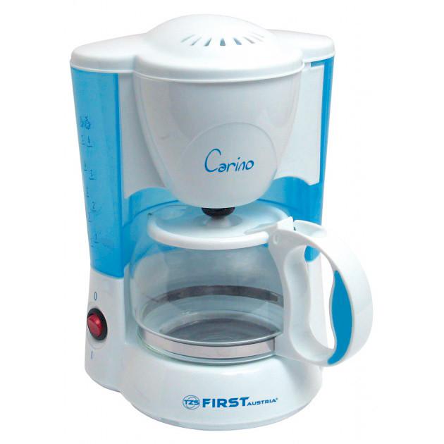 Кофеварка для дома First FA-5458, капельная, кавоварка фирст