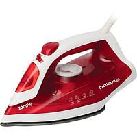 Утюг Polaris PIR 2281K White/Red, 2200W