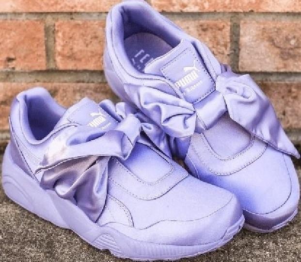 Кроссовки Puma х Rihanna Fenty Bow Sneaker Sweet Lavender от