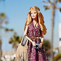 Коллекционная кукла Барби фестиваль The Barbie Look Barbie Boho Doll Music Fest