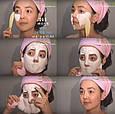 Альгинатная маска с Углем Anskin Charcoal Modeling Mask, 1000гр, фото 2