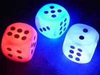 Мини светильник хамелеон Игральные Кости - 1шт, минисветильник