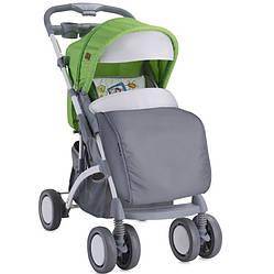 Коляска прогулочная Bertoni Apollo (green&grey car)
