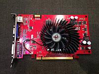ВИДЕОКАРТА Pci-E NVIDIA GEFORCE 7600 GT на 256 MB 128 BIT с ГАРАНТИЕЙ ( видеоадаптер 7600gt 256mb  )