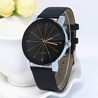 Часы наручные женские 56-01 черные