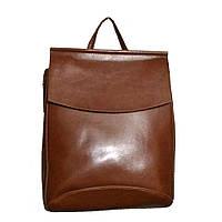Рюкзак молодежный из искусственной кожи классический GS152