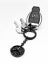 Брелок для ключей Mercedes-Benz Key Ring, Saint-Tropez, Black Edition, фото 2