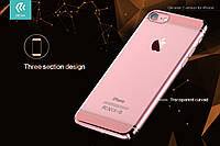Чехол для IPhone 6 Glimmer 2 version Rose gold