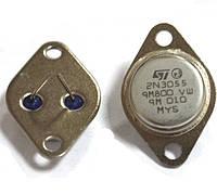Биполярный транзистор 2N3055, NPN 60V 15A