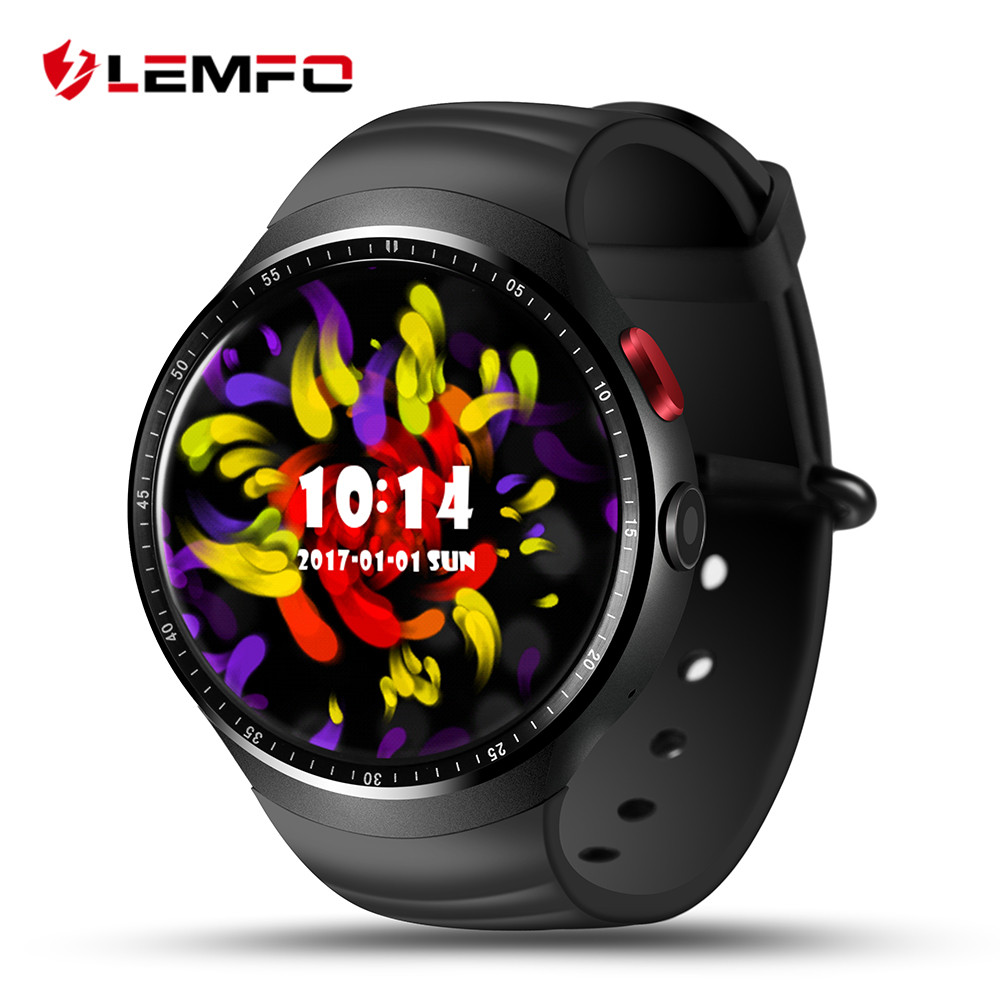 Смарт часы Lemfo Les1/smart watch