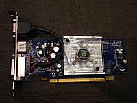 ВИДЕОКАРТА Pci-E Nvdia GeForce 8300 GS TC на 512 MB с ГАРАНТИЕЙ ( видеоадаптер 8300GS 512mb  )