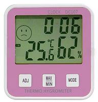 Термометр с гигрометром DC-107 LO
