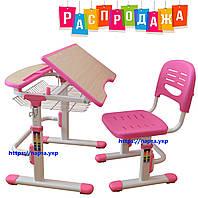 Детский стол и стул, полка комплект растущий