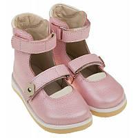 Туфли Ortofoot О-321 лечебно-профилактические, ортопедическая обувь для детей (16-22 см)