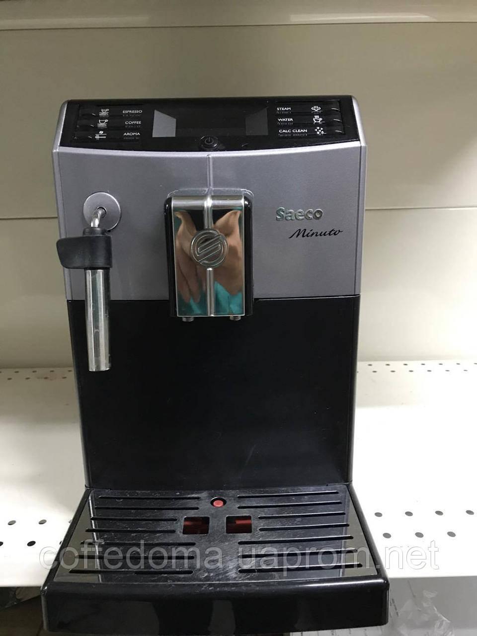 Saeco HD8861 Minuto автоматическая кофемашина
