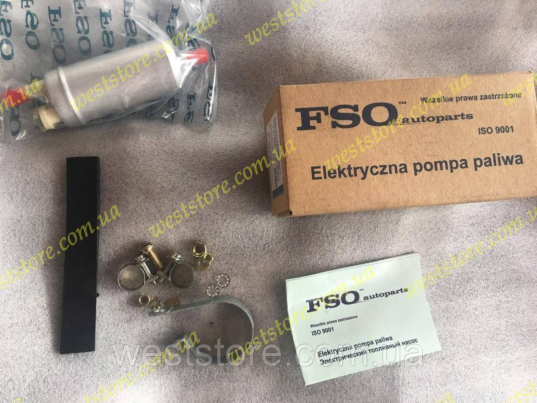 Топливный насос низкого давления FSO (+крепеж) для карбюраторных автомобилей (замена механики)