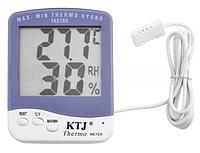 Термометр с гигрометром 218 C LO