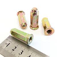 Гайка глушителя закрытая (L-30, Ø6mm)