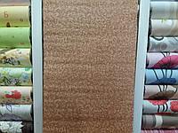 Обои бумажные Вернисаж 786-33 коричневые с перламутром