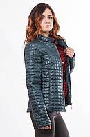 Женская демисезонная куртка 44-68р