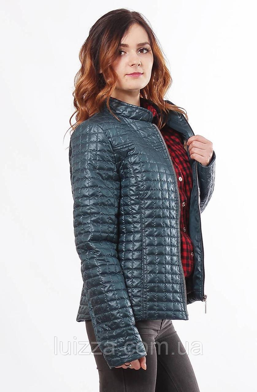 Жіноча демісезонна куртка 44-68р