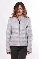 Демисезонная женская куртка без капюшона 44-68р