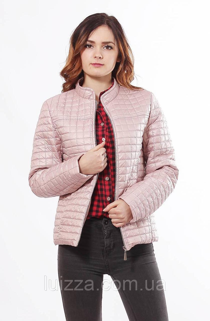 2c27c5bbabc5fd0 Куртка женская стеганная большие размеры 44-68р - Luizza-Луиза женская  одежда больших размеров