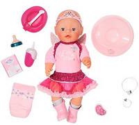 Пупс 43 см Волшебный ангел Baby Born Zapf Creation 821503